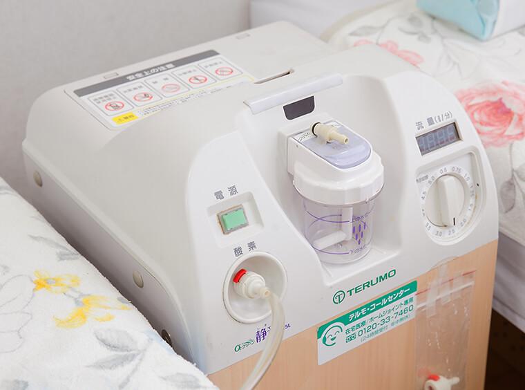 酸素濃縮器